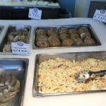 Prepared Seafood